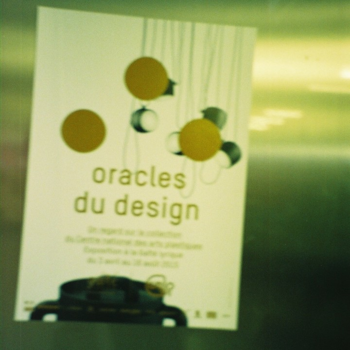 oracles du design li edelkoord Paris